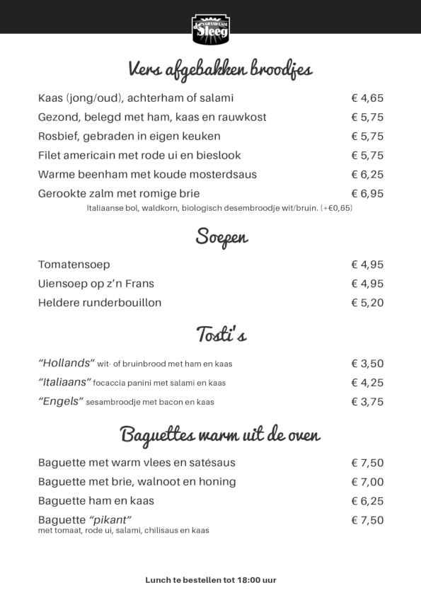 Lunchkaart1